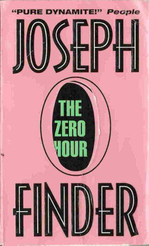 The Zero Hour; Joseph Finder