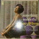 Something Wonderful; Nancy Wilson