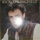 Living in Oz; Rick Springfield
