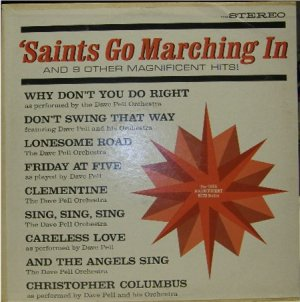 Saints Go Marching In; Dave Pell & Orchestra