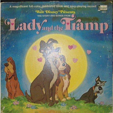 Lady and the Tramp; Walt Disney