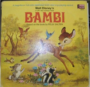 Bambi; Walt Disney
