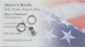 Mitchell Fishing Reel Parts Bail Spring 309 409