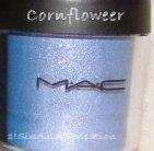 NEW MAC Pigment CORNFLOWER eyeshadow blush lipstick UNBOXED