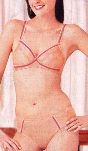 AL-ALE Non-Wire Brassiere & Panties Pack