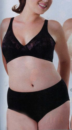 AL-CLA Non-Wire Brassiere and Panties Pack
