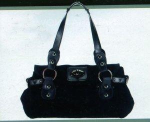 NB-TAT Black Canvas Bag