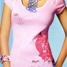 NLW-ROA Pink Baby Doll Shirt