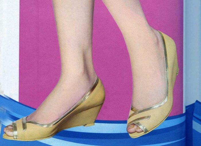 NLS-LOR Beige Shoes