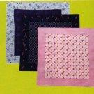 NA-CHE Handkerchief Set