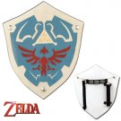 wooden hylian shield replica