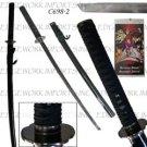 Rurouni Kenshin Anime Reverse Blade Katana.