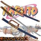 Naruto Japanese Anime Katana