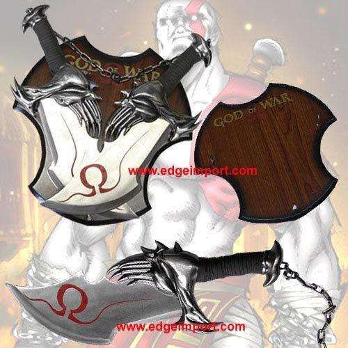 kratos twin blades
