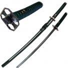 Green Warrior Katana Sword