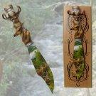 Fantasy Deer Dagger