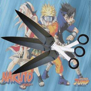 Naruto Throwing Knives