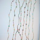 Handmade Paper Bead Necklaces- Long