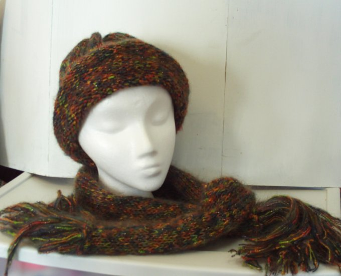 Special Order Scarf/Hat Combo