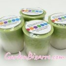 Soy Votive Candle - Set of 4 - Fig Leaf Scented