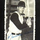 MAURY WILLS - 1969 Topps Deckle Edge