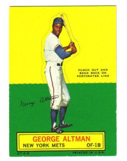 1964 Topps STANDUP - George Altman