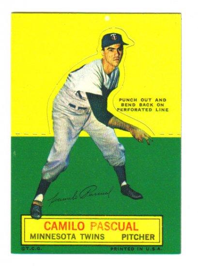 1964 Topps STANDUP - Camilo Pascual