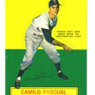 1964 Topps STANDUP - Camilo Pascual