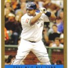 PRINCE FIIELDER 2007 Topps Update UH224 - GOLD Parallel#0395/2007