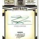 JACQUE JONES - 2005 Prime Patches - AUTO