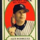 ALEX RODGRIGUEZ 2004 Topps Cracker Jack