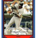 BARRY BONDS - 2007 Bowman #237  *BLUE* Parallel #d 404/500