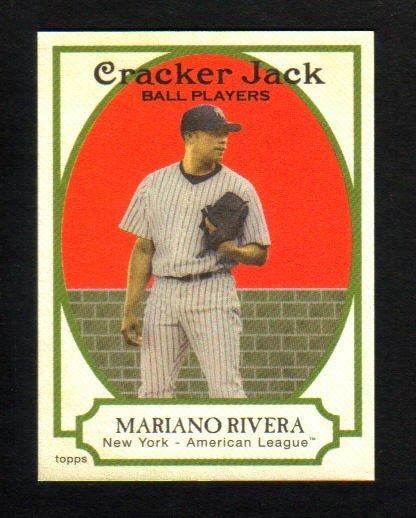 MARIANO RIVERA - NY Yankees -2005 Topps 'Cracker Jack' #130