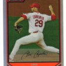 CHRIS CARPENTER - 2007 Topps#124 - Silver Refractor