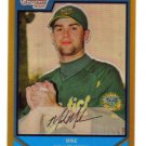 MIKE MADSEN - 2007 Bowman's 1st - BC89-CHROME GOLD Refractor  #17/50