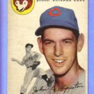 JOHNNY KLIPPSTEIN - 1954 Topps #31 - Chicago Cubs Pitcher