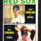 Red Sox - 1964 Topps Rookie card - TONY CONIGLIARO