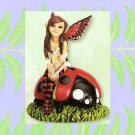 Collectible Lily Bug Fairy