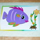 Original Cards of Marine Fish and Plants