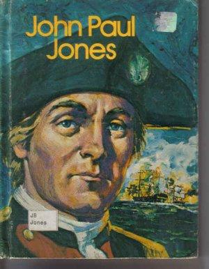 john Paul Jones Naval Hero by Matthew Grant