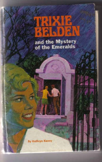 Trixie Belden and the Mystery of the Emeralds