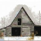 Weather Barn Greeting Card