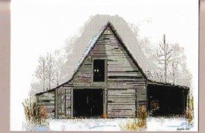 Weather Barn Greeting Card