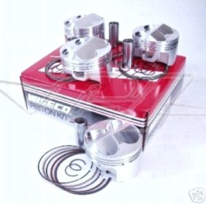 Wiseco Piston Kit  Honda Civic B16A  9.0:1 CR