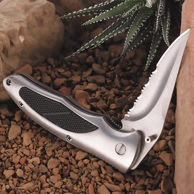 Maxam Liner Lock Tactical Knife (skalrub)