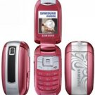 Samsung Red Unlocked Gsm Cell Phone