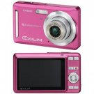Casio 8.1MP Camera with 3* Optical Zoom & 2.6 Wide Format LCD