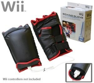 New Boxing Gloves For The Nintendo Wii