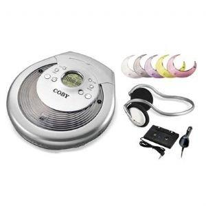 Personal portable car cd player - Porta cd auto simpatici ...