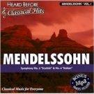 Mendelssoh V1 ( Heard Before Class Hits )